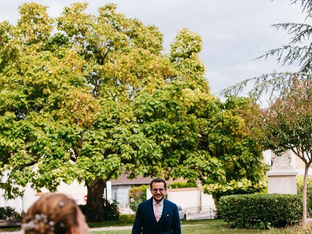 Le mariage de Céline et Sébastien à Lagny-sur-Marne, Seine-et-Marne 10