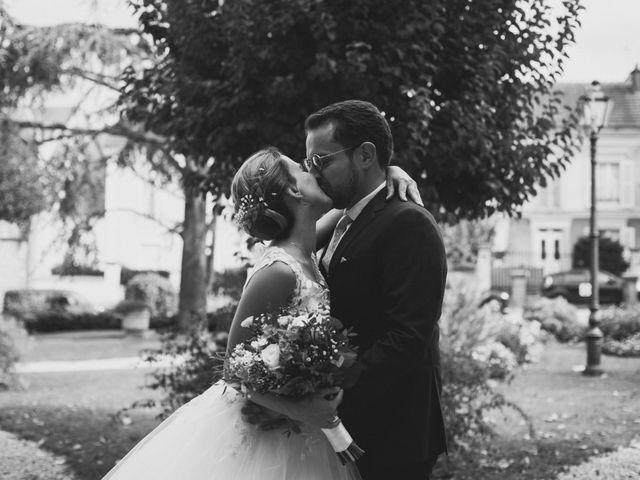 Le mariage de Céline et Sébastien à Lagny-sur-Marne, Seine-et-Marne 11