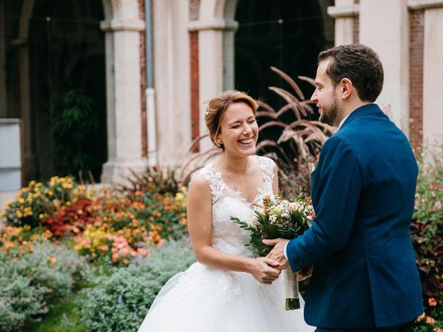 Le mariage de Céline et Sébastien à Lagny-sur-Marne, Seine-et-Marne 14
