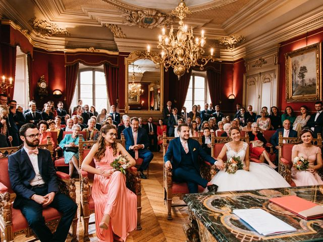 Le mariage de Céline et Sébastien à Lagny-sur-Marne, Seine-et-Marne 17
