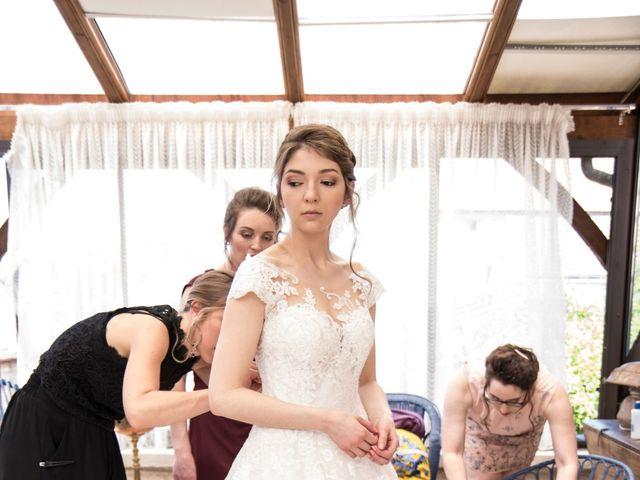 Le mariage de Tristan et Pauline à Bligny-sur-Ouche, Côte d'Or 15