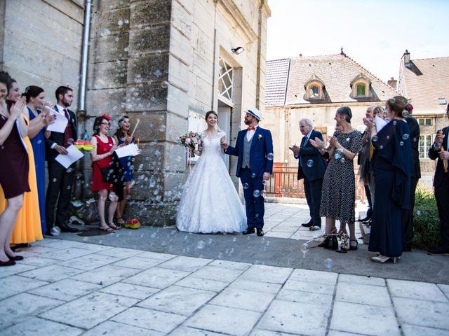 Le mariage de Tristan et Pauline à Bligny-sur-Ouche, Côte d'Or 20
