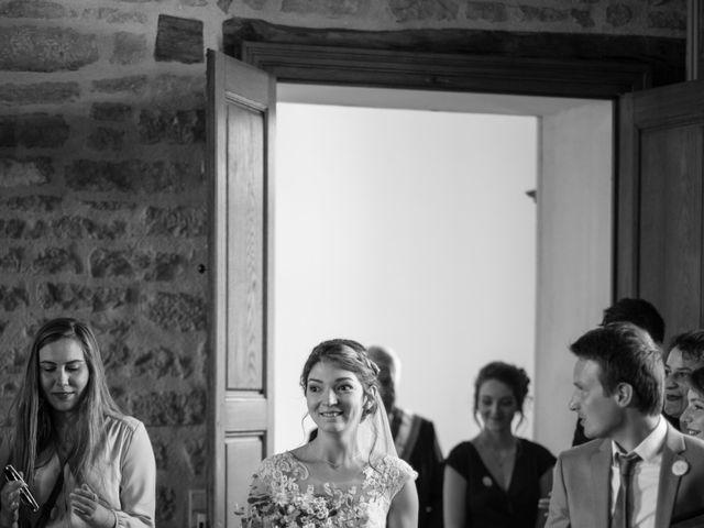 Le mariage de Tristan et Pauline à Bligny-sur-Ouche, Côte d'Or 25