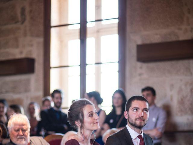Le mariage de Tristan et Pauline à Bligny-sur-Ouche, Côte d'Or 26