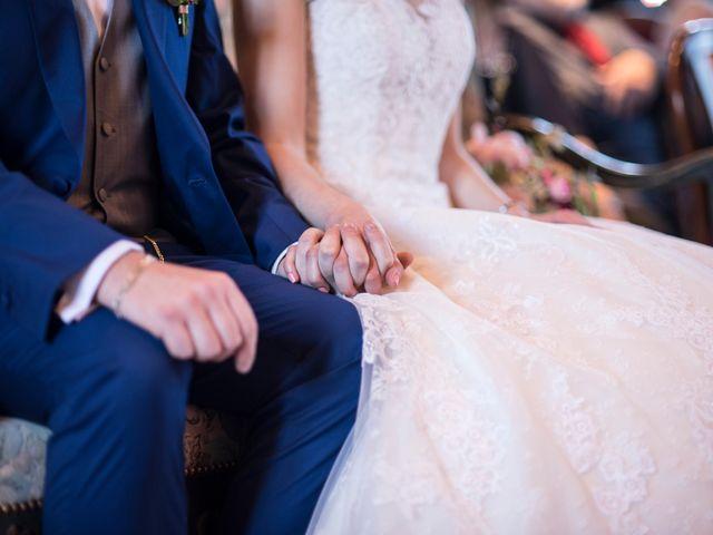 Le mariage de Tristan et Pauline à Bligny-sur-Ouche, Côte d'Or 27