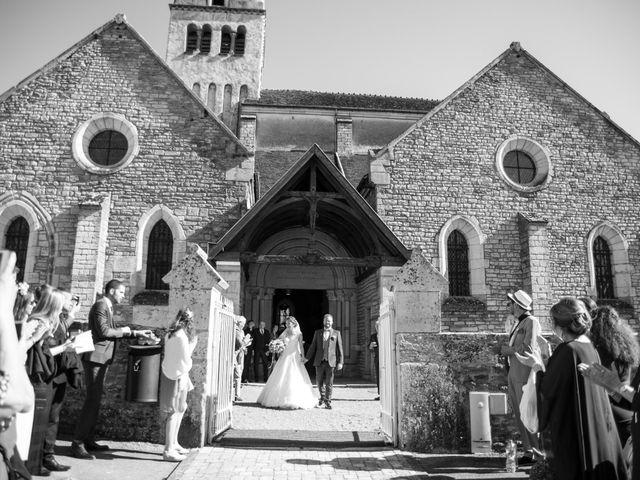 Le mariage de Tristan et Pauline à Bligny-sur-Ouche, Côte d'Or 32