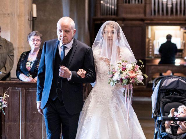 Le mariage de Tristan et Pauline à Bligny-sur-Ouche, Côte d'Or 34