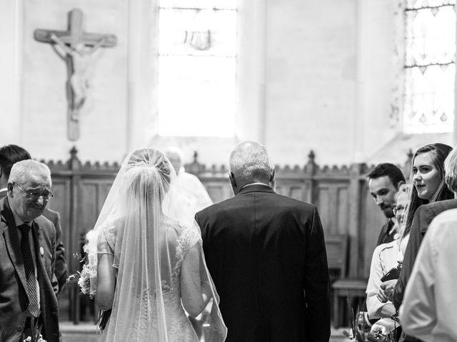 Le mariage de Tristan et Pauline à Bligny-sur-Ouche, Côte d'Or 35