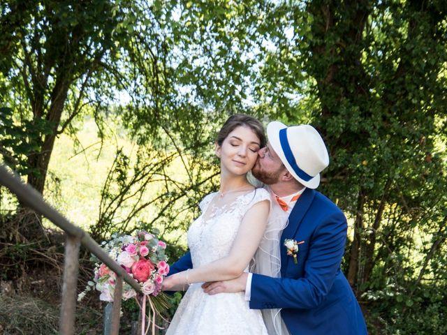 Le mariage de Tristan et Pauline à Bligny-sur-Ouche, Côte d'Or 44