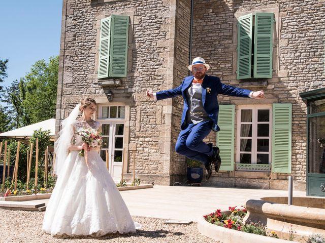 Le mariage de Tristan et Pauline à Bligny-sur-Ouche, Côte d'Or 45