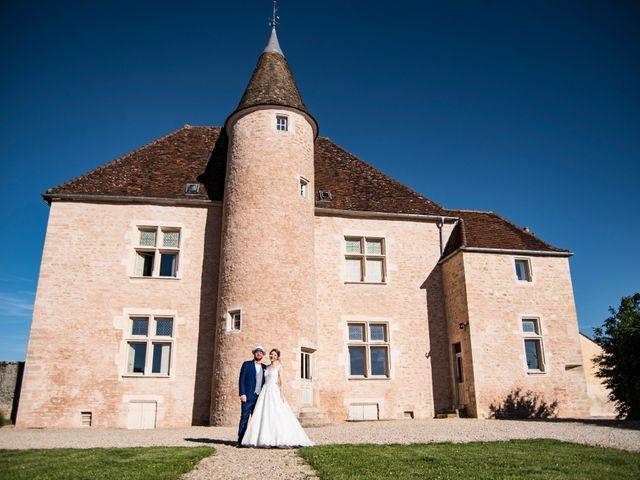 Le mariage de Tristan et Pauline à Bligny-sur-Ouche, Côte d'Or 46