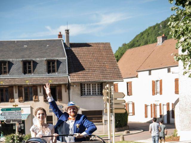 Le mariage de Tristan et Pauline à Bligny-sur-Ouche, Côte d'Or 54