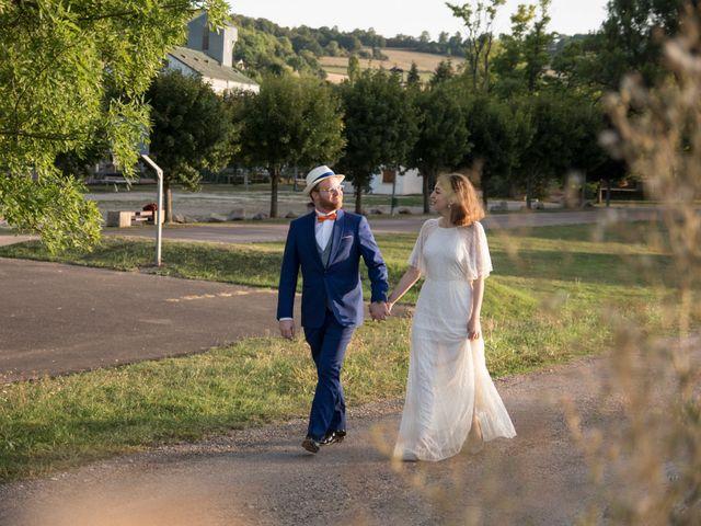 Le mariage de Tristan et Pauline à Bligny-sur-Ouche, Côte d'Or 67