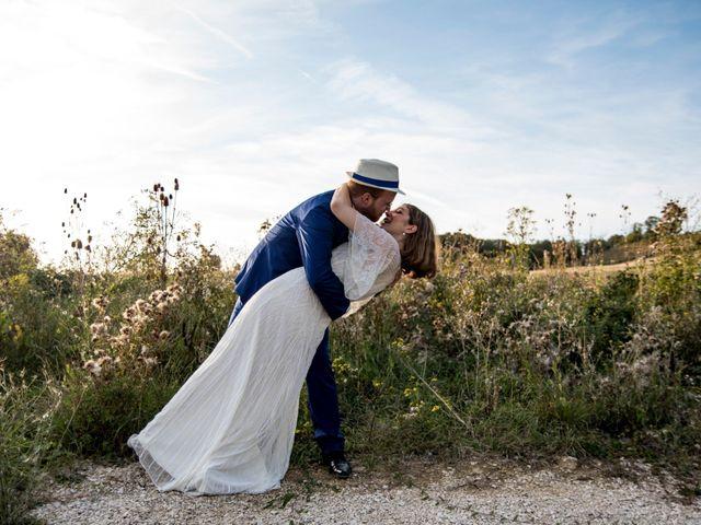 Le mariage de Tristan et Pauline à Bligny-sur-Ouche, Côte d'Or 68
