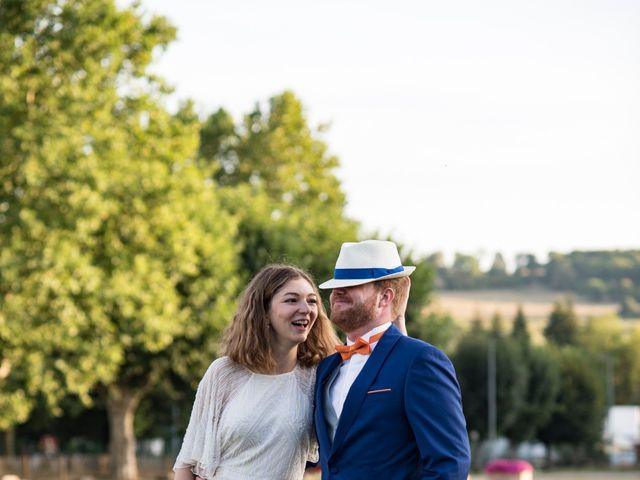Le mariage de Tristan et Pauline à Bligny-sur-Ouche, Côte d'Or 69