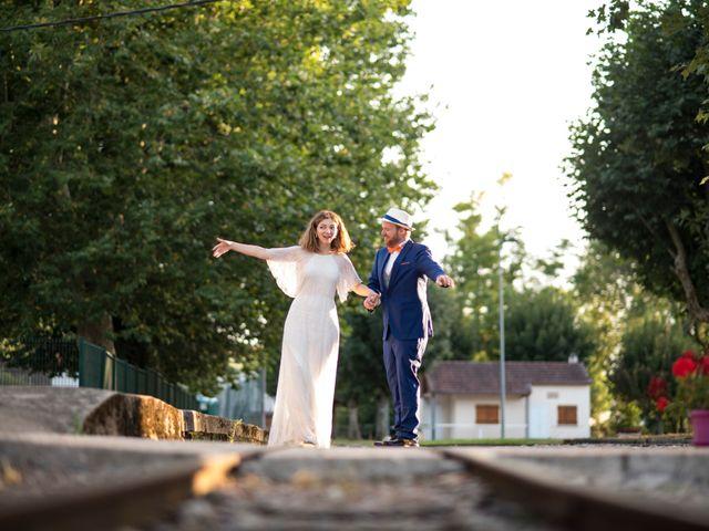 Le mariage de Tristan et Pauline à Bligny-sur-Ouche, Côte d'Or 70