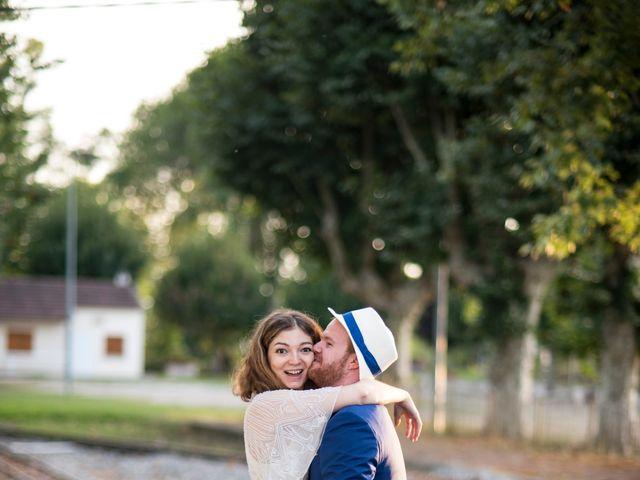 Le mariage de Tristan et Pauline à Bligny-sur-Ouche, Côte d'Or 73