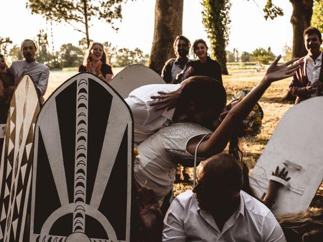 Le mariage de Vahag et Altaïna à Bordeaux, Gironde 33