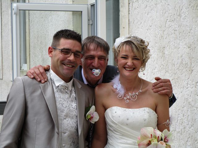 Le mariage de Fred et Sév à Léoville, Charente Maritime 5