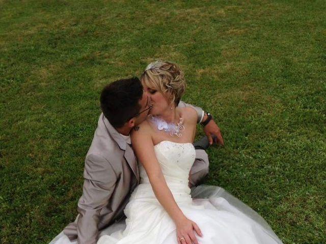 Le mariage de Fred et Sév à Léoville, Charente Maritime 7