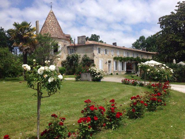 Le mariage de Fred et Sév à Léoville, Charente Maritime 8
