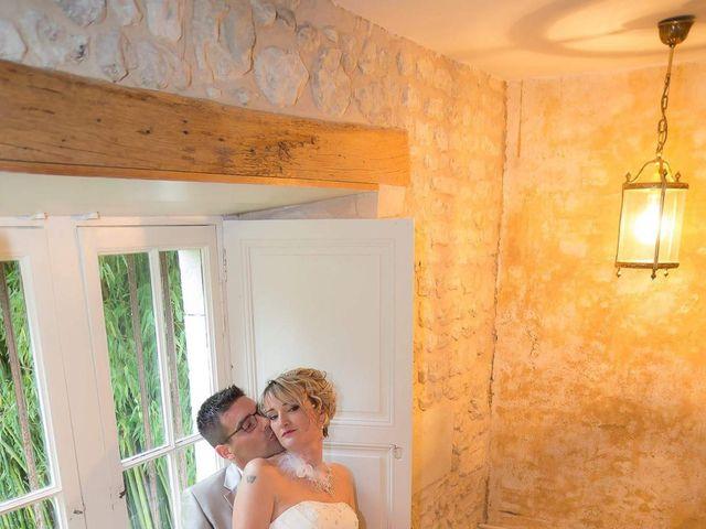 Le mariage de Fred et Sév à Léoville, Charente Maritime 9
