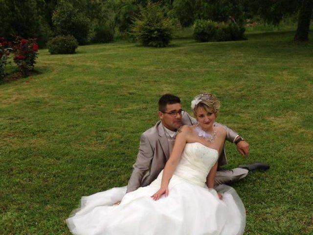 Le mariage de Fred et Sév à Léoville, Charente Maritime 10