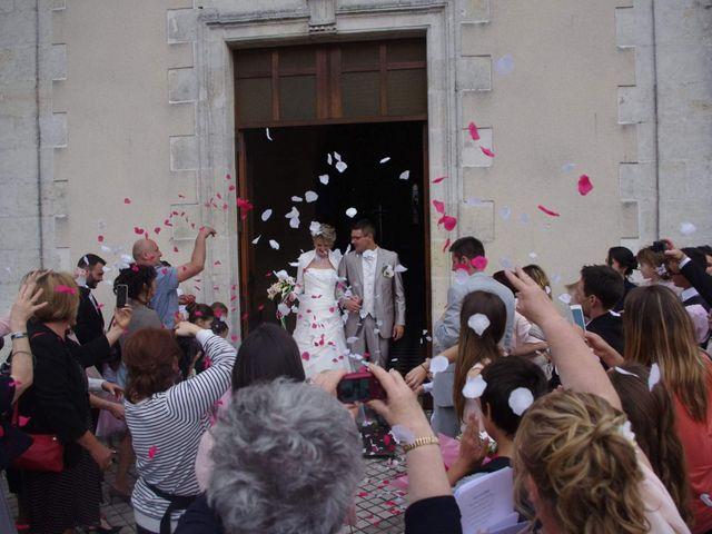 Le mariage de Fred et Sév à Léoville, Charente Maritime 18
