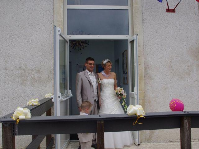 Le mariage de Fred et Sév à Léoville, Charente Maritime 19