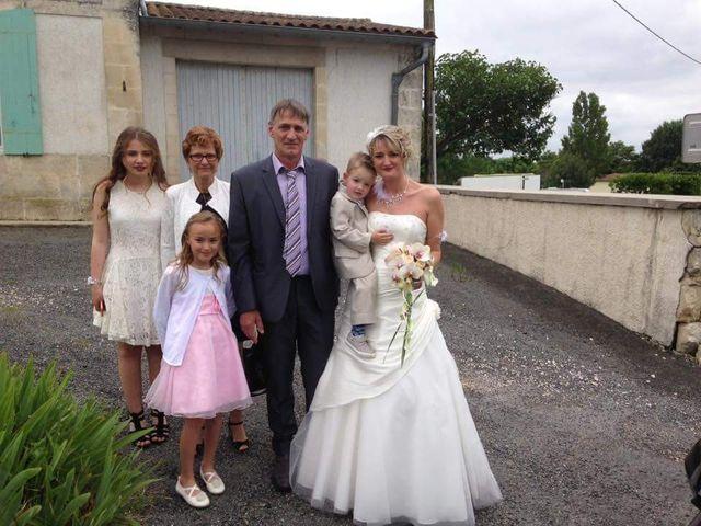 Le mariage de Fred et Sév à Léoville, Charente Maritime 20