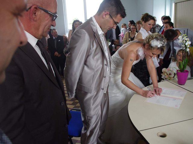 Le mariage de Fred et Sév à Léoville, Charente Maritime 21