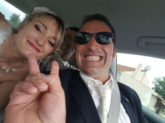 Le mariage de Fred et Sév à Léoville, Charente Maritime 26