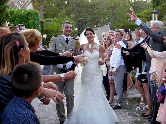 Le mariage de Alexandre et Fanny à Draguignan, Var 3