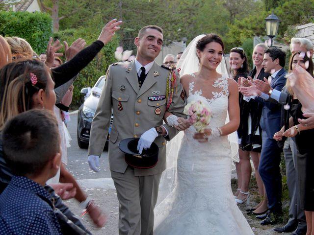 Le mariage de Alexandre et Fanny à Draguignan, Var 4