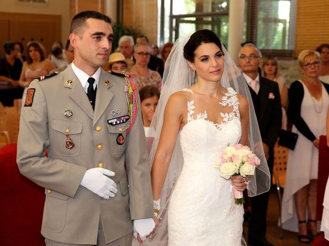 Le mariage de Alexandre et Fanny à Draguignan, Var 12