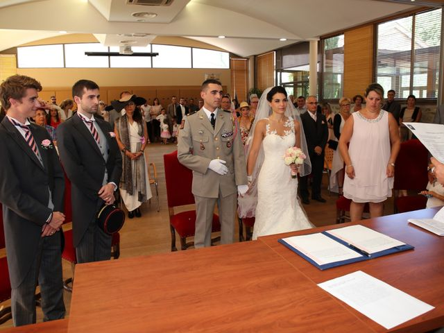 Le mariage de Alexandre et Fanny à Draguignan, Var 13