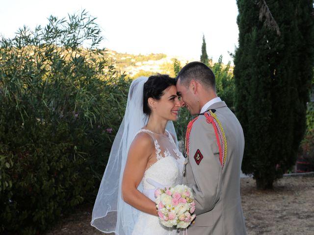 Le mariage de Alexandre et Fanny à Draguignan, Var 25