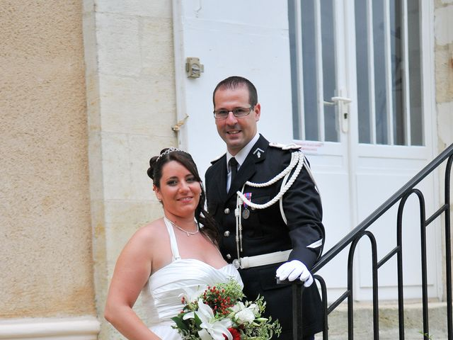 Le mariage de Jessica et Anthony à Eysines, Gironde 12