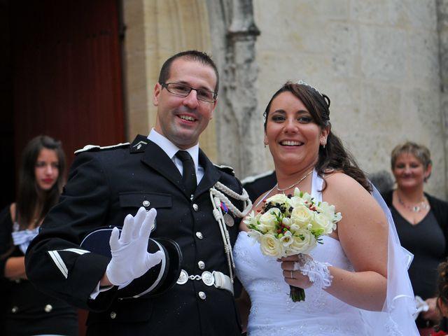 Le mariage de Jessica et Anthony à Eysines, Gironde 31