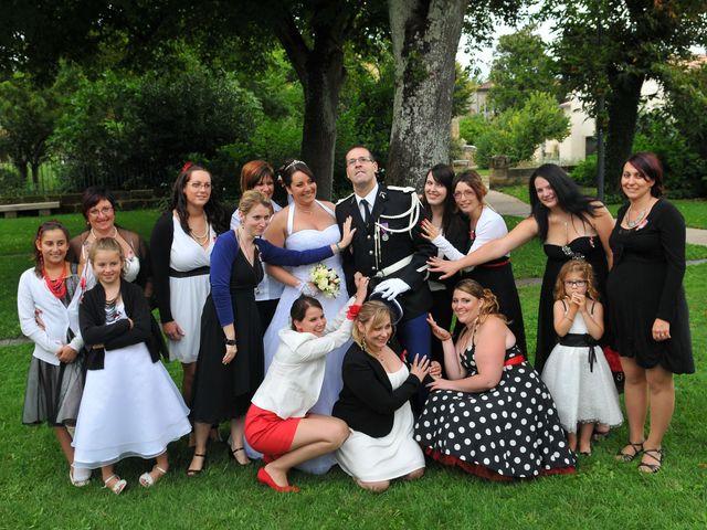 Le mariage de Jessica et Anthony à Eysines, Gironde 32
