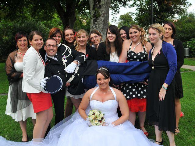 Le mariage de Jessica et Anthony à Eysines, Gironde 33