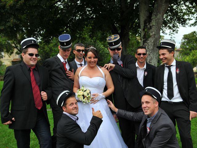 Le mariage de Jessica et Anthony à Eysines, Gironde 34