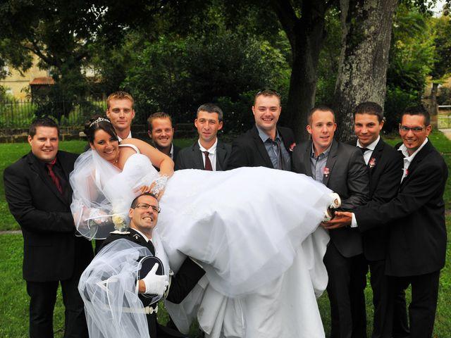 Le mariage de Jessica et Anthony à Eysines, Gironde 35