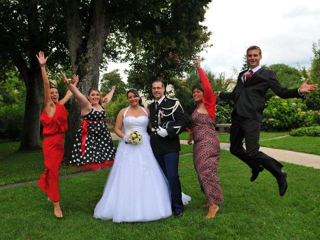 Le mariage de Jessica et Anthony à Eysines, Gironde 36