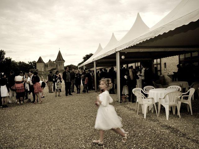 Le mariage de Jessica et Anthony à Eysines, Gironde 43
