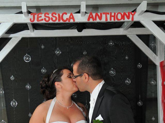 Le mariage de Jessica et Anthony à Eysines, Gironde 47