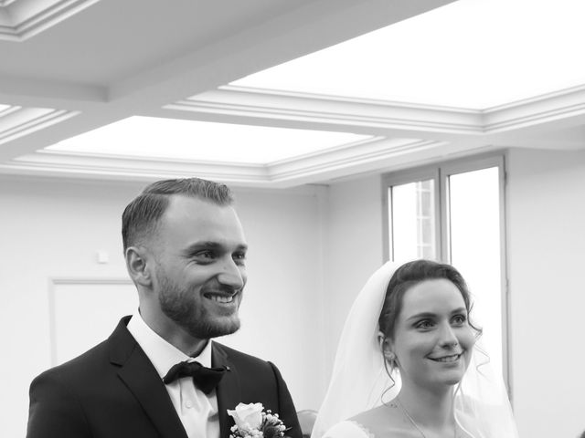 Le mariage de Armend et Alicia à Maintenon, Eure-et-Loir 42
