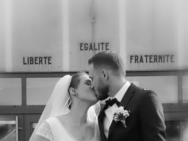 Le mariage de Armend et Alicia à Maintenon, Eure-et-Loir 47