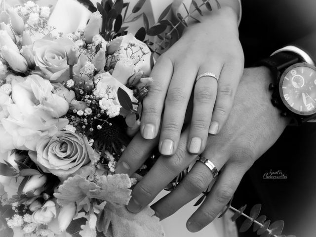 Le mariage de Armend et Alicia à Maintenon, Eure-et-Loir 53