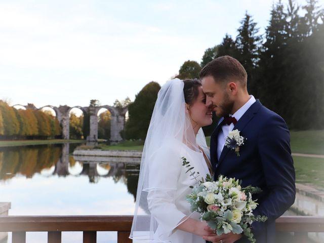 Le mariage de Armend et Alicia à Maintenon, Eure-et-Loir 54